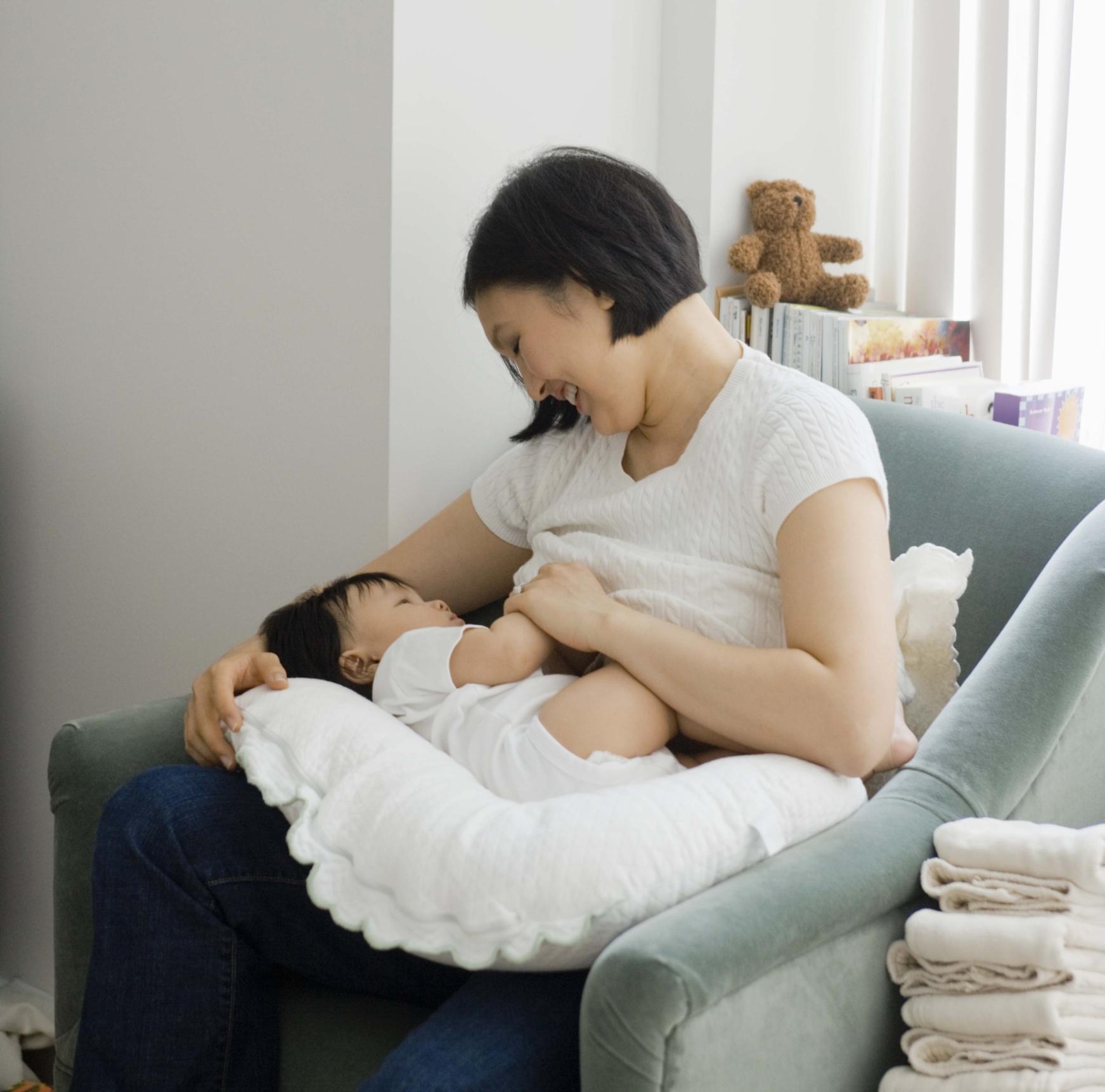 How to Create a Breastfeeding Sanctuary